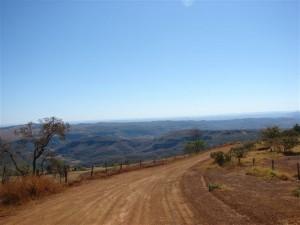 Será uma cicloviagem repleta de paisagens como esta