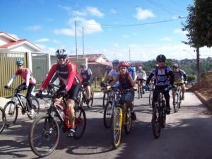 61 bikers conseguiram a faixa cinza
