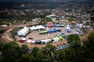 19 de agosto. Maratona Internacional da Congonhas