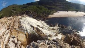 Cachoeira do Telesforo, o paraíso.