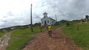 A igreja de Barão de Guaicuí