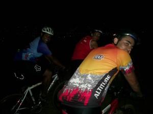 Nightbike realizado em anos anteriores