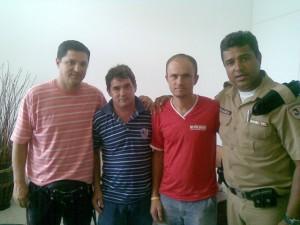 Delei, Bartolomeu, José Gonçalves e Magela