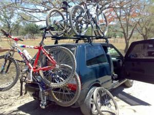 Como transportar sua bike