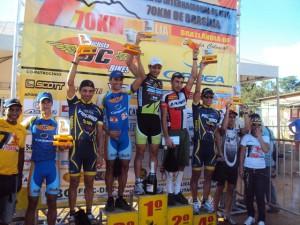 Atleta Cemil Team Júnio Alves em sexto na Elite