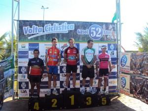 José Gonçalves foi o 5º colocado na Master 30/39