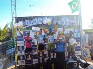 André Carlos Leréia foi o 4º colocado na open
