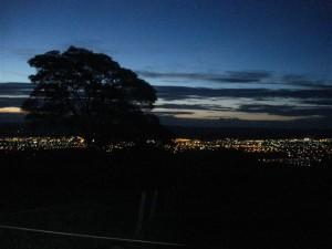 A vista mais bonita de Patos de Minas