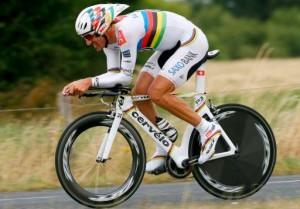 Um pedivela menor parece ser melhor para o desempenho para algumas provas de ciclismo como o contra-relógio