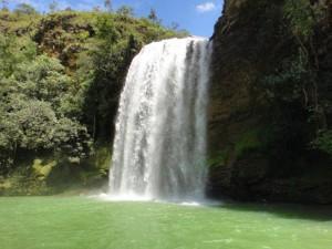 A Cachoeira do Buracão (Borges)