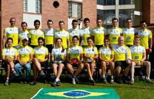 Equipe brasileira está de malas prontas para o Panamericano de Mountain Bike 2011