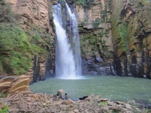 Belíssima Cachoeira Matarazo