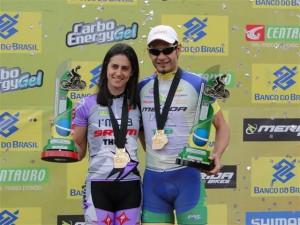 Roberta Stopa e Rubens Donizete