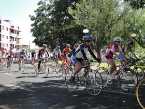 Cerca de 70 atletas de diversas cidades da região participaram da primeira etapa