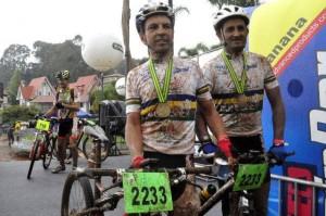 Tora Racing e seu parceiro Maurício Marques de Castro