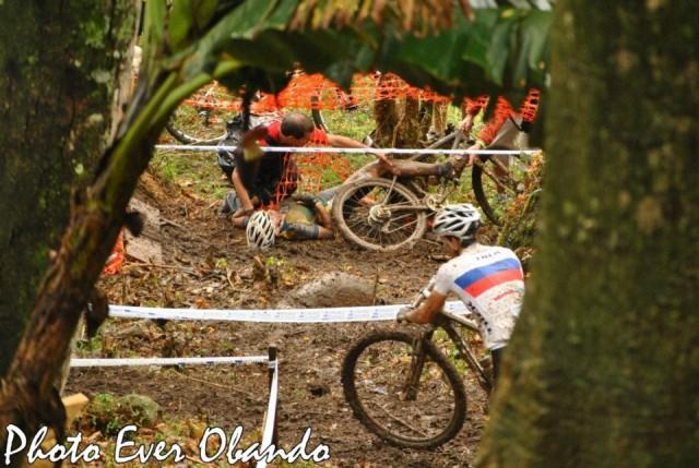 Henrique Avancini na Costa Rica