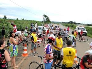 Etapa de Contrarrelógio Individual da Copa Cemil de Ciclismo foi realizada