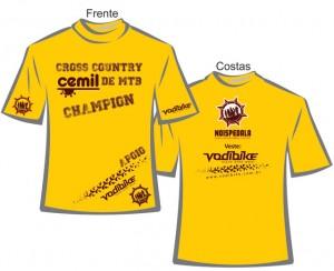 Camiseta de Champion