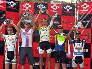 César Moura vence segunda etapa do GP Ravelli e fica em terceiro no geral