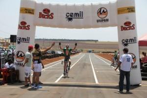 Flávio Fernando venceu na elite