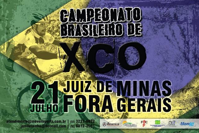 Campeonato brasileiro de XCO