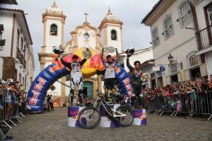 Luas vence o Red Bull Desafio das Cruzes