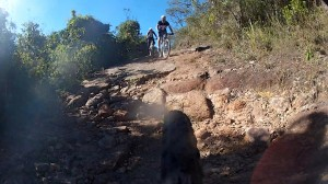Downhill de 7km