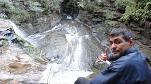 Lúcio Flávio no Complexo da Zilda - Trekking - Cachoeira Racha da Zilda
