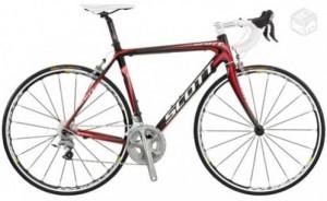 Bicicletas de ciclismo de estrada são encontradas no Bom Negócio.